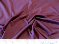 Discount Fabric Lycra /Spandex 4 way stretch Solid Burgundy 924LY