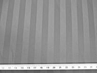 Discount Fabric Brocade Satin Stripe Light Charcoal 04DR