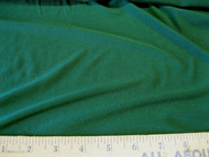 Discount Fabric Polyester Lycra /Spandex 4 way Super Stretch Emerald Green 904LY