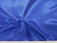 Discount Fabric BENGALINE Faille 72 inches wide Solid Blue 206Ben