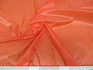 Discount Fabric Ripstop Rip Stop Nylon Water Resistant Orange 41RS