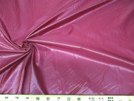 Discount Fabric Ripstop Rip Stop Nylon Water Resistant Burgundy 17RS