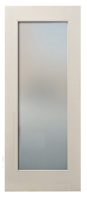 MDF White Primed 80\  Interior Door 1-Lite Frosted Glass  sc 1 st  Gateway Doors & Special Order Interior Doors (3) MDF Primed White Jim S. - Gateway ...