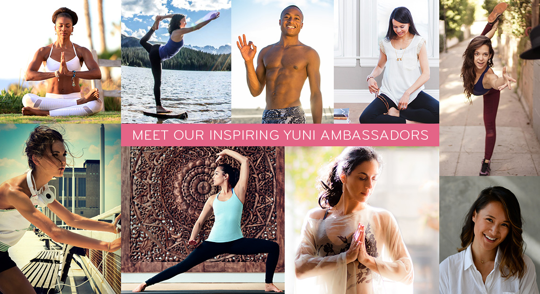 Meet our inspiring YUNI Ambassadors