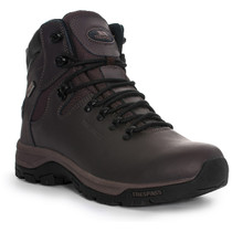 HILLDEN UNISEX ADULTS LEATHER HIKING BOOTS
