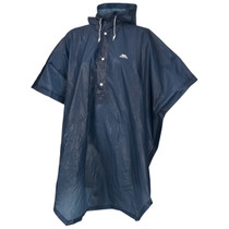 CANOPY BLUE PACKAWAY PONCHO