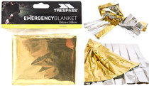 FOIL X EMERGENCY FOIL BLANKET