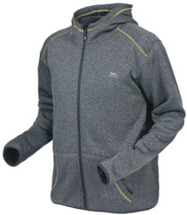DILAN MENS FULL ZIP FLEECE HOODIE