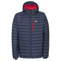 DIGBY MENS PACKABLE HOODED DOWN JACKET