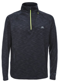 Collins Mens Half Zip Fleece Jumper