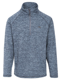 BUNGY MENS HALF ZIP FLEECE