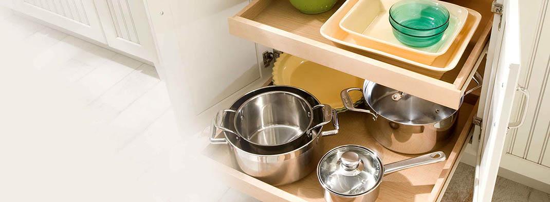 Organization & Kitchen Cabinets and Bathroom Cabinets - Merillat kurilladesign.com