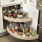Base Blind Corner Cabinet with Lazy Susan