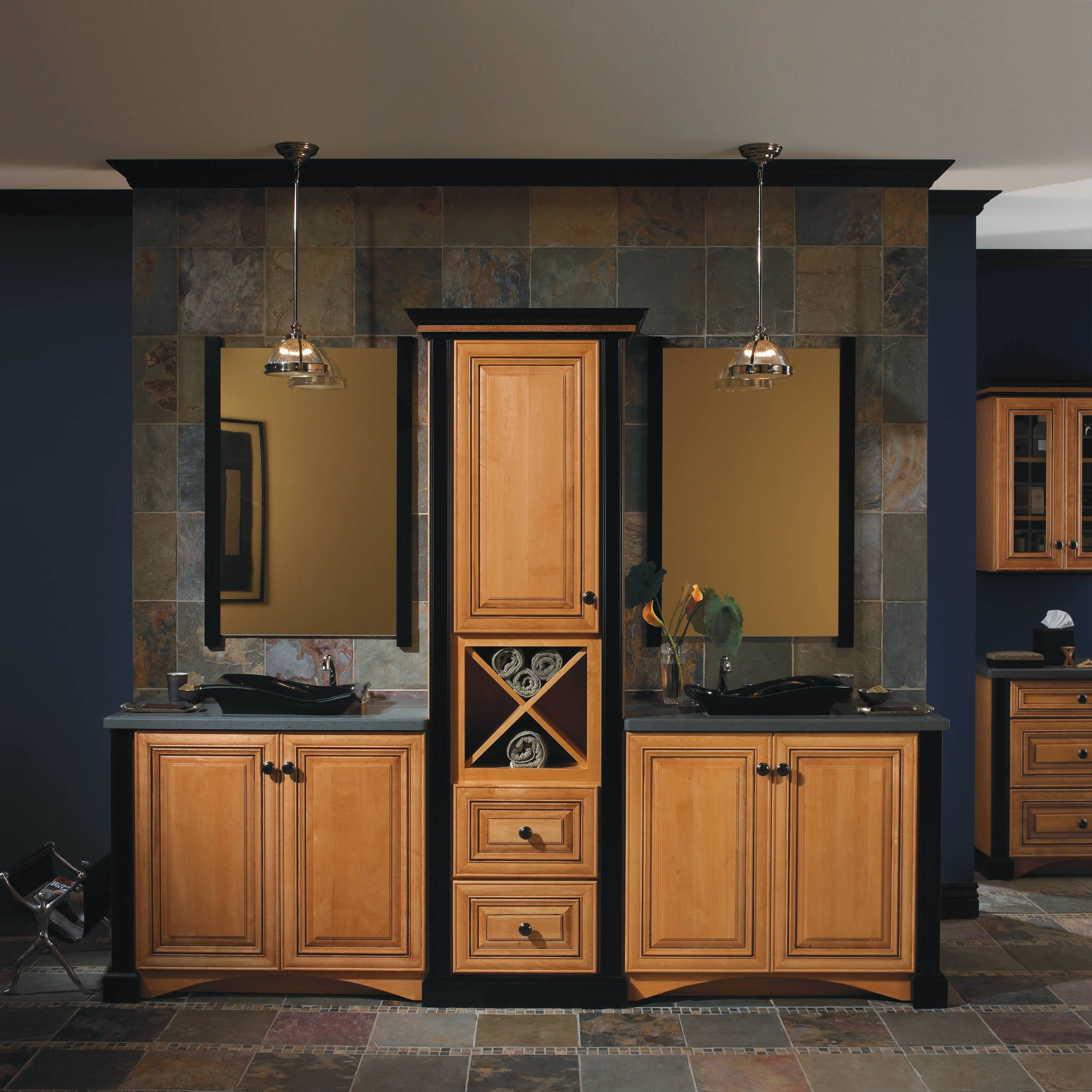 Merillat Kitchen Cabinet Doors Merillatar Takes Dream Design To The Bath Merillat