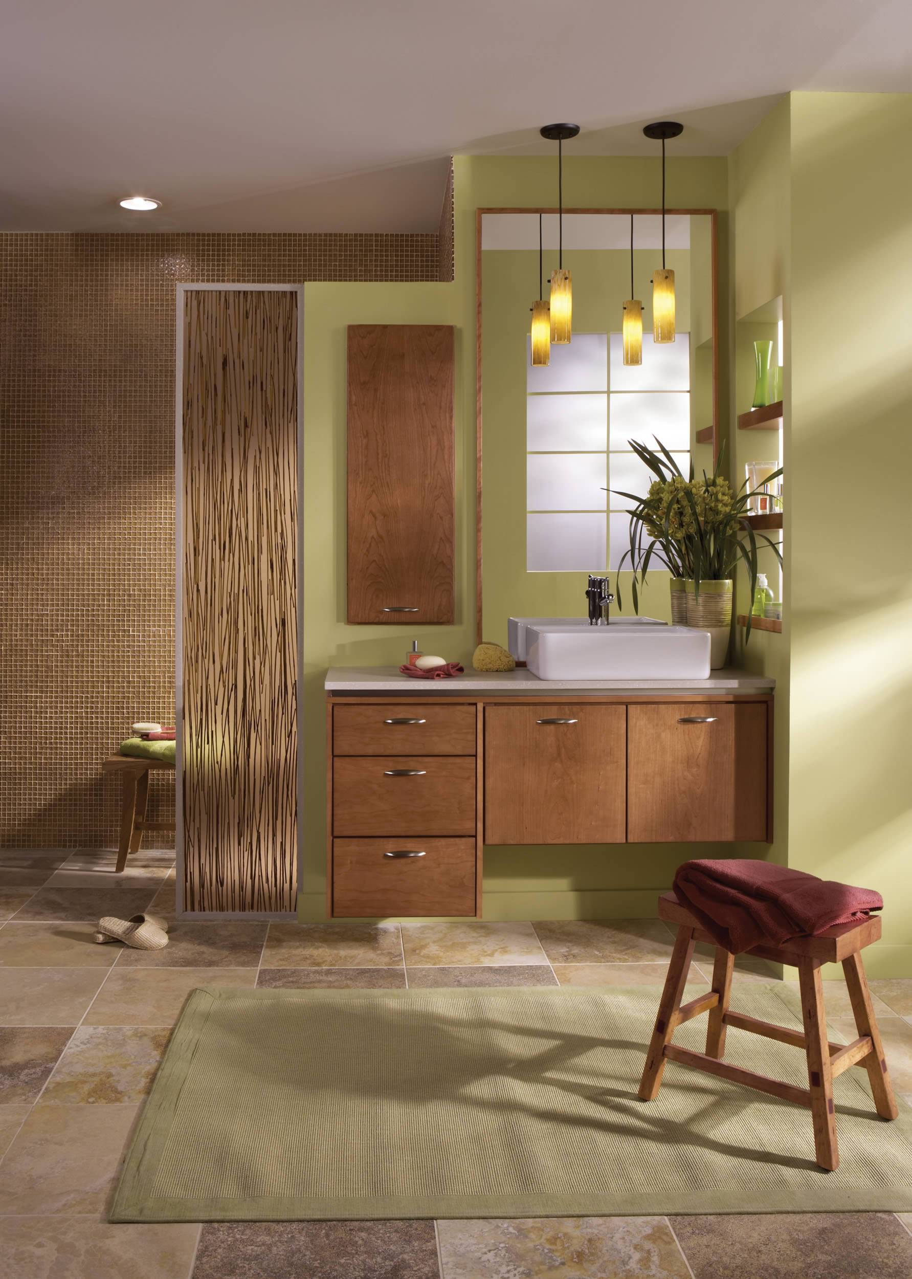 Merillat Kitchen Cabinets Merillatr Takes Dream Design To The Bath Merillat
