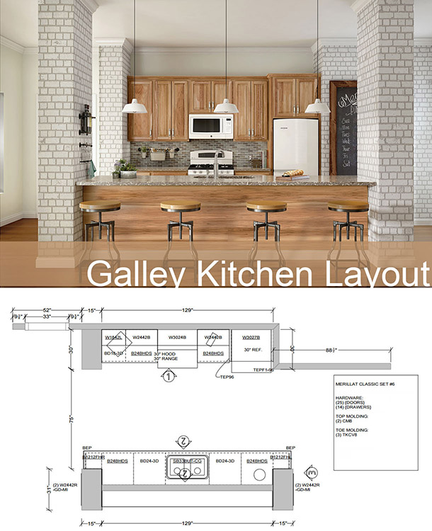 How To Make Today's Popular Kitchen Layouts Work