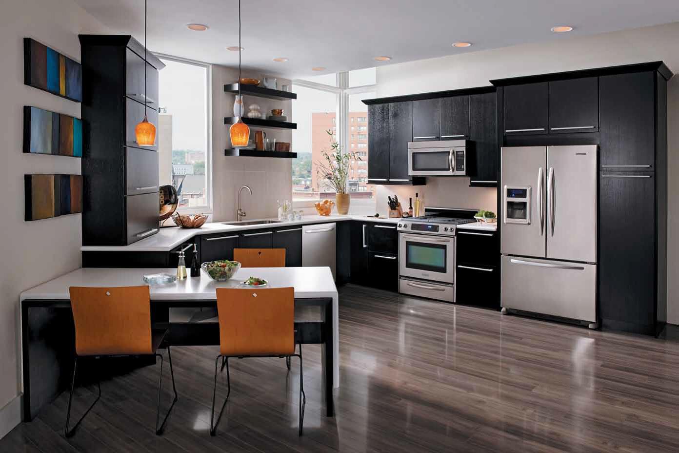 Merillat Kitchen Cabinets Get The Style Retro Design Tips Merillat