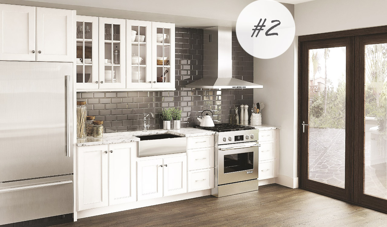 3 Great Reasons to Choose White Cabinetry - Merillat