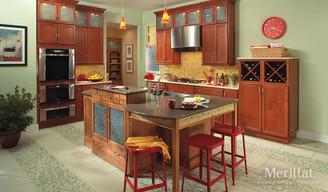 Merillat Masterpiece® Hadley in Cherry Cinnamon