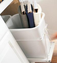 Merillat Masterpiece® Base Multiple Wastebasket Kit