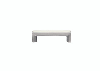 Merillat Masterpiece® Smithwick Pull (Satin Nickel and White)
