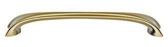 Merillat Masterpiece® Mode 8in. Pull (Brushed Brass)