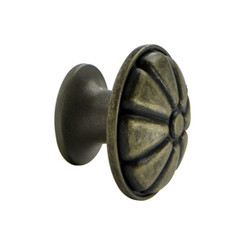 Merillat Classic® Dusty Copper Flower Knob