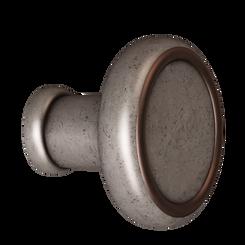 Merillat Masterpiece® Antique Pewter w/ Copper Baluster Knob