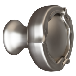 Merillat Masterpiece® Antique Nickel French Farm Round Knob
