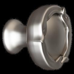 Merillat Masterpiece® Antique Nickel French Farm Round Knob