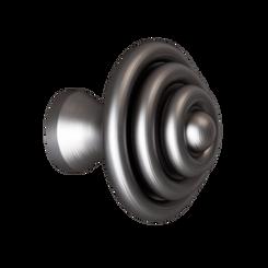 Merillat Masterpiece® Pewter Domed Ring Knob