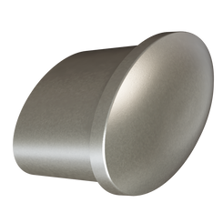 Merillat Masterpiece® Matte Nickel Tailored Knob
