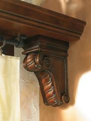 Merillat Classic® Windmere Small Corbel