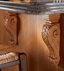 Merillat Masterpiece® Braid Corbel