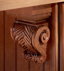 Merillat Masterpiece® Braid Corbel Alternative