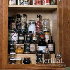 Merillat Masterpiece® Wall Tiered Storage Shelf Alternative