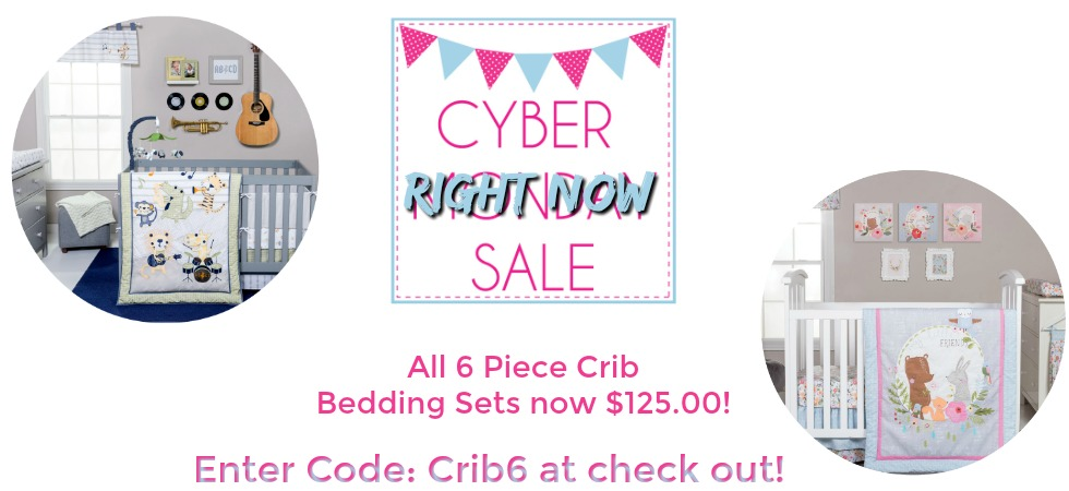 Sale on baby bedding sets for twins