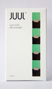 JUUL - Cool Mint (4 Pods)