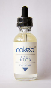 Naked 100 Cream - Azul Berries; 60ML