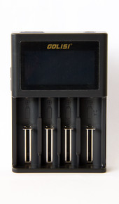 Golisi - S4 2.0A Smart Charger w/ LCD Screen