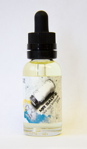 Mr. Salt-E - Blue Razz Lemonade; 30ML