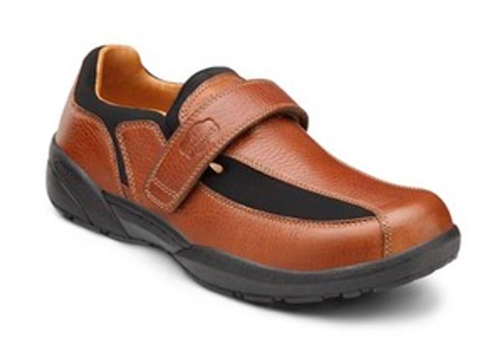 Dr. Comfort Men's Douglas Diabetic Shoes w/ Free Gel Insert