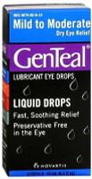 Genteal Tears Moderate Eye Drops 15ML