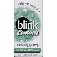 Blink Contacts Lubricating Eye Drop 10ml