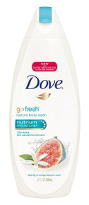 Dove Gofresh Body Wash, Restore, 22 Fluid Ounce