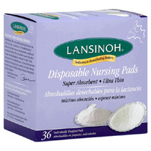 Lansinoh Disposable Nursing Pads- 36 Count
