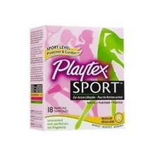 Playtex Tampon Sport Super Plus Uns 18ct