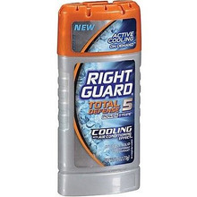 Right Guard Antiperspirant Total Defense 5 2.6oz