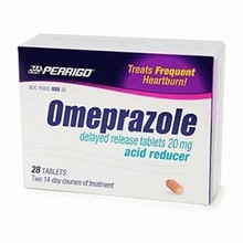 Perrigo Omeprazole 20 mg Delayed Release Tablet 28ct