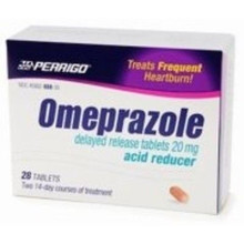 Perrigo Omeprazole 20mg Dr Tablet 42ct